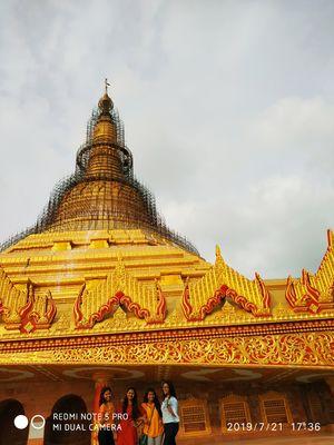 Find You within You | global pagoda Vipassana center in Mumbai
