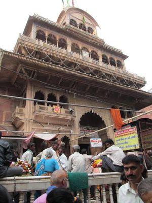 Banke bihari temple, Mathura Uttar pradesh