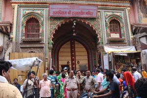 Dwarkadish temple,Mathura Uttar Pradesh