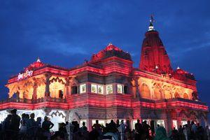 Prem Mandir, Mathura Uttar Pradesh