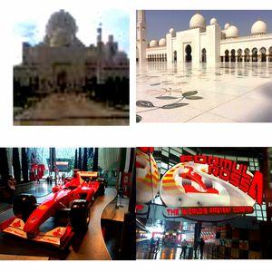 Ferrari World - Yas Island - Abu Dhabi - United Arab Emirates 1/1 by Tripoto