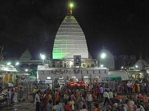 रावणेश्वर ज्योतिर्लिंग (बैद्यनाथधाम) देवघर झारखण्ड की यात्रा