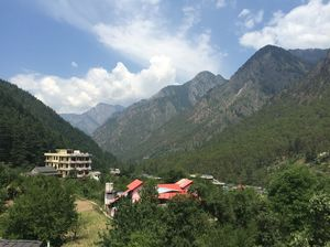 Kasol - around village
