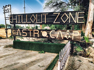 Delhi/NCR | Here Comes The Weekend Saviour- The Chill Out Zone Adventure Park