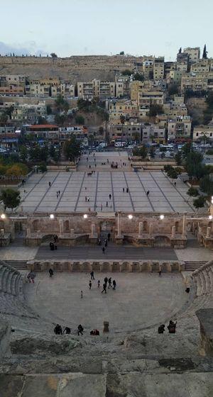 Day 1 Roman Theatre