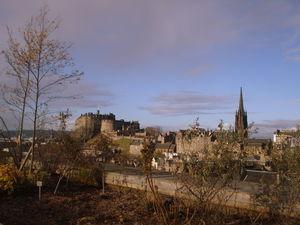 My Love Affair with Edinburgh