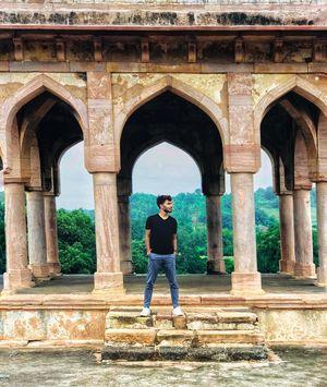 Mandav, the city of joy