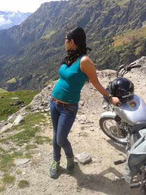 Paragliding Point Manali- Leh Highway 1/1 by Tripoto