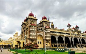 "The Mysore Palace ""Charm of old Palace """