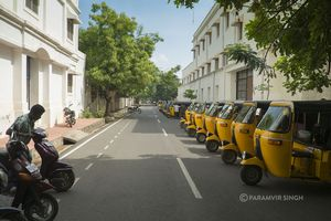Mumbai to Puducherry : Roadtrip