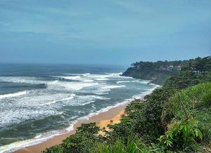 Roadtrip to Varkala