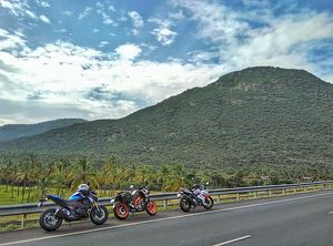 Ride to Kolli Hills