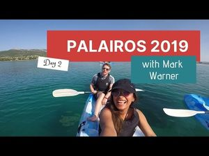 KAYAKING & CYCLING! Things to do in Palairos - Day 2! Greece 2019 - Literally Neha