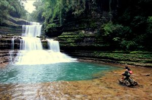 WANDRESS DOCTOR TO BE IN MEGHALAYA-the adventure hub of India.❤
