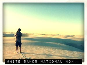 White Sands National Monument 1/undefined by Tripoto