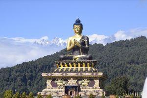 Tathagata tsal south sikkim