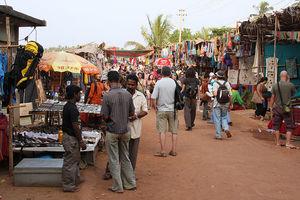 Anjuna Market 1/34 by Tripoto
