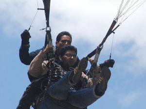 Paragliding -- An entry to heavenly Xperience
