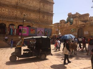 Five simple experiences in Jaisalmer