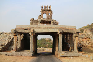 Hampi: Amidst Ruins and Hippies