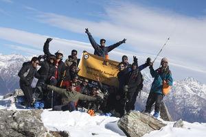 Kedarkantha Peak 1/64 by Tripoto