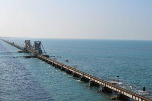 Pamban – The most dangerous sea bridge in India