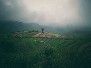 Small village near kodaikanal takes you by it's serenity!!!