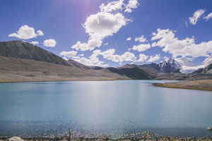 Hidden Jewel in Sikkim 'Gurudongmar Lake'