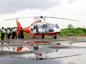 A hovering joyride over Mumbai?