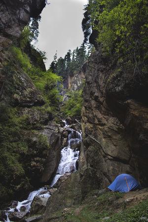 KheerGanga Waterfall - Half way 1/undefined by Tripoto
