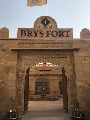 Live like royalty at Brys Fort, Jaisalmer