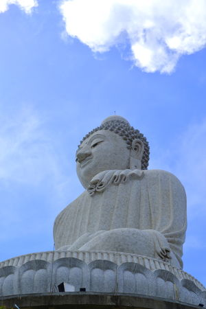 Wat Kitthi Sangkharam aka Great Buddha of Phuket is not just a tourist spot but spot of rejuvenation
