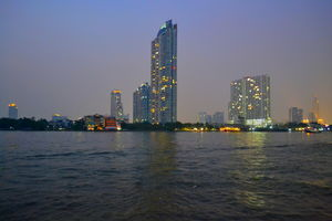 Such water front views never get bored no matter you are in which city !!!