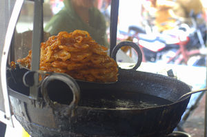 Amritsar mein Gurdas Ram Jalebi nehi kya toh kya kaya???