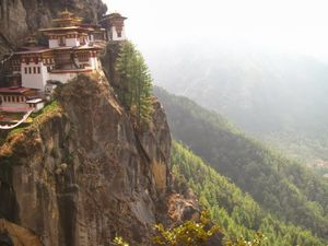 Taktsang Trail 1/6 by Tripoto