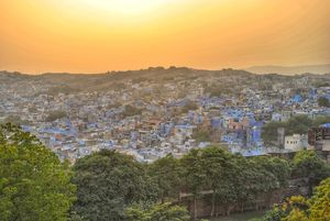 Unravelling the bustling blue city of Rajasthan: Jodhpur