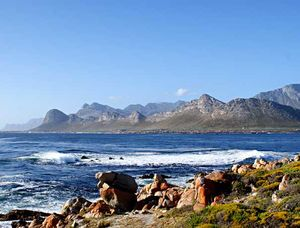 Beach Holidays: Pringle Bay, South Africa