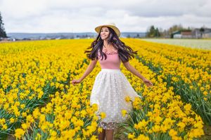 Never seen cherry blossoms? Here's why Skagit Valley Tulip Festival should be on your bucket list!