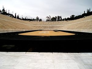 Panathenaic Stadium 1/4 by Tripoto