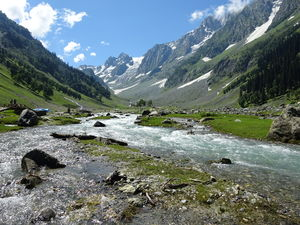 Great Lakes of Kashmir Trek (GLOK)