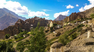 Spiti Valley Bike Expedition