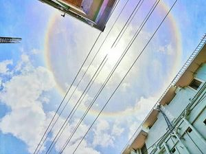 There's a halo around every corner