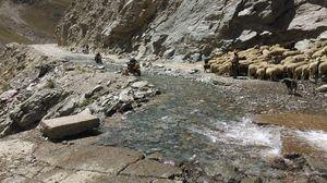 Highway to Heaven-Roadtrip on Himalayan passes-World's Highest Motorable pass - Marsimik La, Ladakh