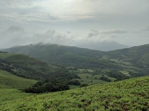 Chikamagalur, Karnataka in the monsoons.