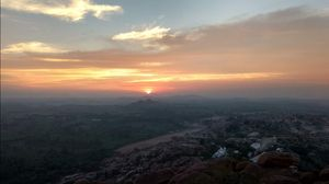 A Secret Spot in Hampi for the Best View!