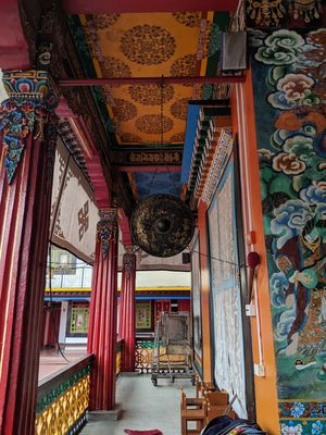 Rumtek Monastery - A Must Visit in Sikkim!