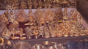 Varanasi: Where man meets his god