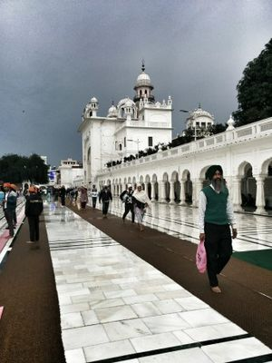 All that glitters …In Amritsar