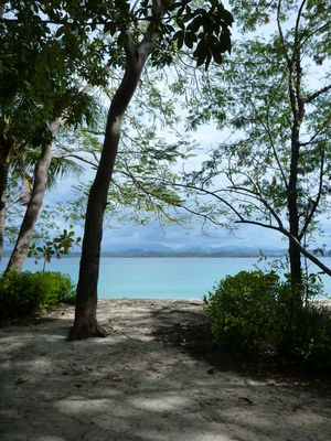 Honeymooning in the Philippines