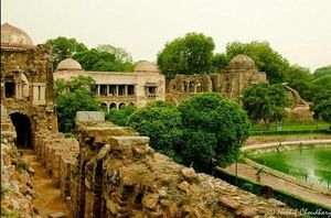 Hauz Khas Village - A party hub or a mysterious destination?